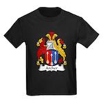 Archer Family Crest Kids Dark T-Shirt