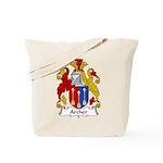 Archer Family Crest Tote Bag