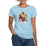 Archer Family Crest Women's Light T-Shirt