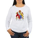 Archer Family Crest Women's Long Sleeve T-Shirt