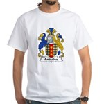 Antrobus Family Crest White T-Shirt