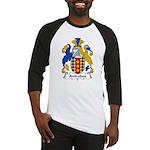 Antrobus Family Crest Baseball Jersey