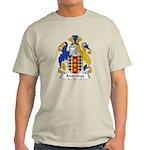 Antrobus Family Crest Light T-Shirt