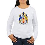 Antrobus Family Crest Women's Long Sleeve T-Shirt