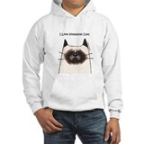 I Love Himalayan Cats Jumper Hoody