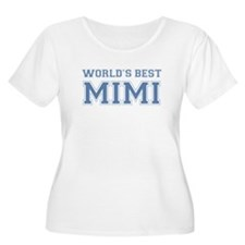 Worlds Best Mimi T-Shirt