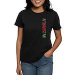 Afghanistan Women's Dark T-Shirt