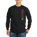 Afghanistan Long Sleeve Dark T-Shirt