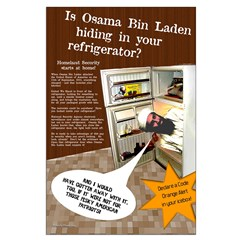 Is Osama Bin Laden in Your Refrigerator?
