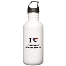 I love Claremont North Water Bottle