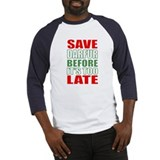 Save Darfur - Loudly Baseball Jersey