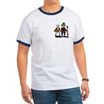 Thanksgiving Pilgrims Ringer T