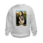 Mona's G-Shepherd Kids Sweatshirt