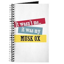 Musk Ox Journal