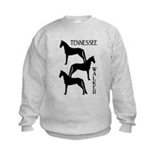 Tennessee Walkers Trio Sweatshirt