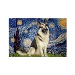Starry / G-Shep Rectangle Magnet