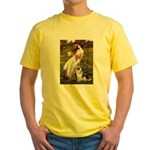 Windflowers / G-Shep Yellow T-Shirt