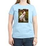 Windflowers / G-Shep Women's Light T-Shirt