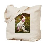 Windflowers / G-Shep Tote Bag
