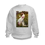 Windflowers / G-Shep Kids Sweatshirt