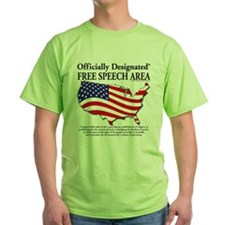 Funny Free speech T-Shirt