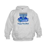 Menorah and Gifts Hoody
