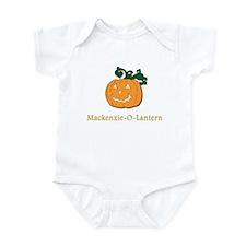 Mackenzie-O-Lantern Infant Bodysuit
