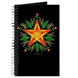 Beltane Pentacle Journal
