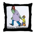 The Kindly Shriner Throw Pillow