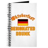 Oktoberfest Drunk Journal