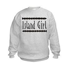 Island Girl 3 Sweatshirt
