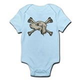 English Foxhound Infant Bodysuit