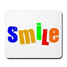 Scott Designs Smile Mousepad