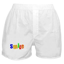 Scott Designs Smile Boxer Shorts