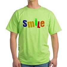 Scott Designs Smile T-Shirt