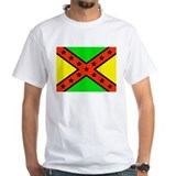 Marcus Garvey Rebel Flag Shirt