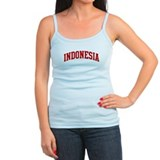 INDONESIA (red) Ladies Top
