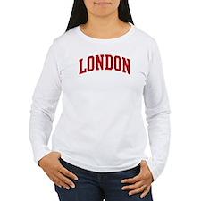 LONDON (red) T-Shirt