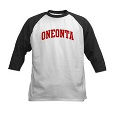 ONEONTA (red) Tee