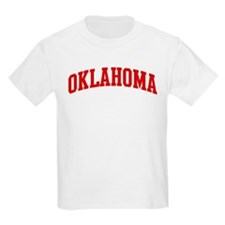 OKLAHOMA (red) T-Shirt
