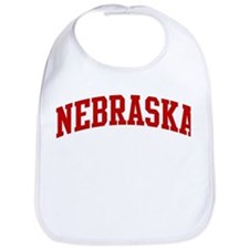 NEBRASKA (red) Bib