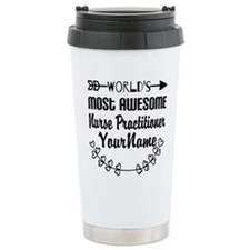World's Most Awesome N Travel Coffee Mug