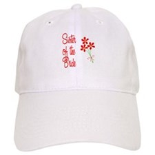 Bouquet Bride's Sister Baseball Cap