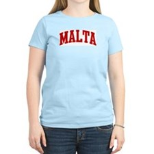 MALTA (red) T-Shirt