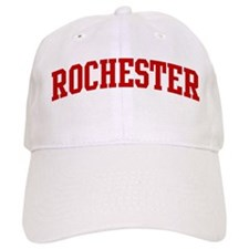ROCHESTER (red) Baseball Cap