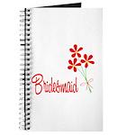 Bouquet Bridesmaid Journal