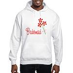 Bouquet Bridesmaid Hooded Sweatshirt