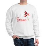 Bouquet Bridesmaid Sweatshirt