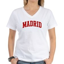 MADRID (red) Shirt