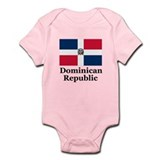 Dominican Republic Onesie
